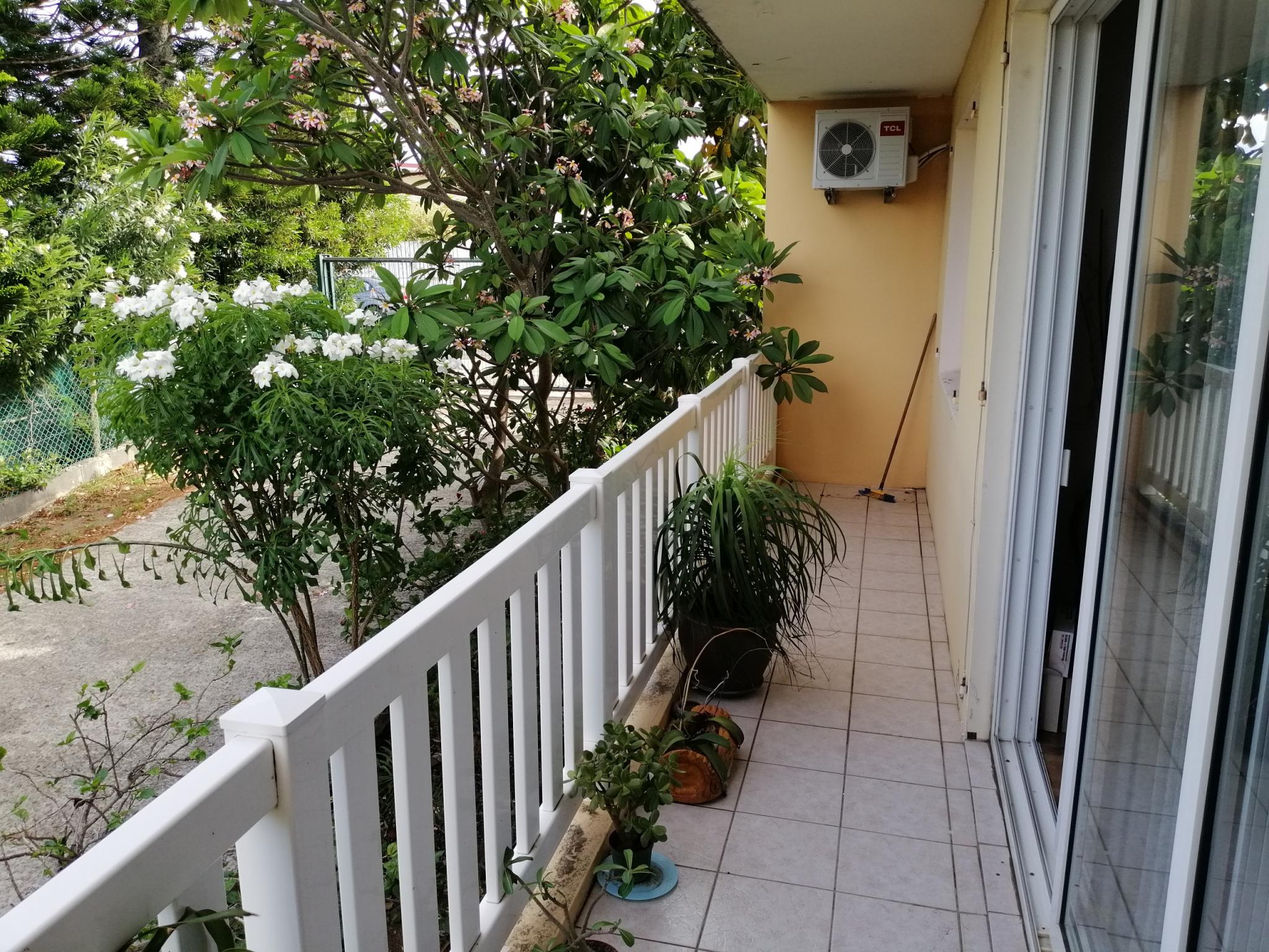 Charmant balcon